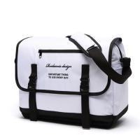 [로아드로아]ROIDESROIS - CLAP CLAP MESSENGER BAG (WHITE) 메신저백 신학기가방 메신져백 크로스백