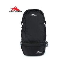 [하이시에라] Packable 2 in 1 백팩 30L 블랙 80HAA001