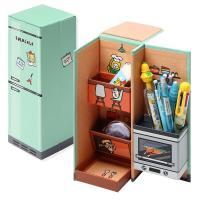 포포팬시 룰루랄라 냉장고 지함 필통 냉장고