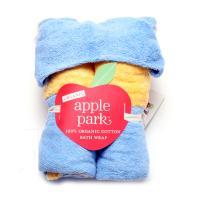 [무료배송][애플파크]오가닉 꿀벌 유아 목욕가운 TM355