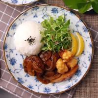 일본식기 키노메 대접시 24cm