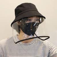 안면보호 모자 벙거지 마스크 성인용 (블랙)