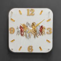 (khyn011)저소음 팔마도 가죽디자인 시계 (W)