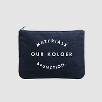 HC Layer Clutch(M)-Navy