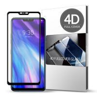 스킨즈 LG G7플러스 4D 풀커버 강화유리 필름 (1장)