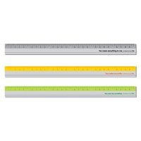 아이비스 1800 30cm알루미늄직자(SP) 08761