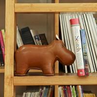 ZUNY-CLASSIC HIPPO BOOKEND-북엔드