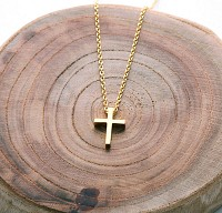 YL-SM cross necklace (NTS003A)