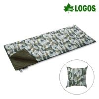 카모 패턴 쿠션형 침낭 10