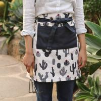 Half apron : standard - 01 Cactus