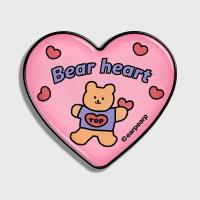 Bear heart-pink(hearttoktok)