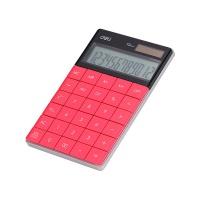 DELI 델리  컬러 계산기 E1589-핑크