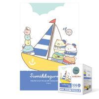 108피스 직소퍼즐 - 스미코구라시 바다 여행 (미니)