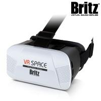 브리츠 프리미엄 3D VR기기 BA-VR01 (스마트폰 홀더 조절 레버 / 각종 스마트기기와 호환 / 가상 현실 체험 )