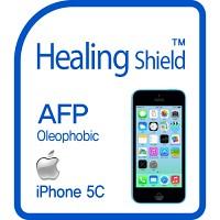 [힐링쉴드] 아이폰5C AFP 올레포빅 액정보호필름 2매+후면보호필름 1매(HS140311)
