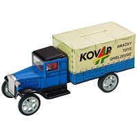 [3D퍼즐마을][Kovap] KV0601 호크아이 트럭 - 저금통