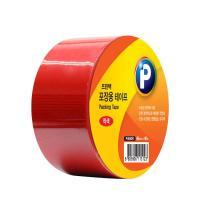 [프린텍] P4840R_포장용 테이프/빨강/48mmx40m