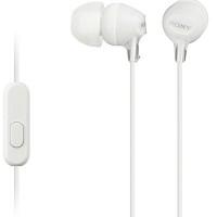 소니 MDR-EX15AP 커널형 이어폰