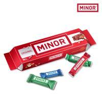 미노 초콜릿 오리지널 기프트박스 270g (15gX18입)