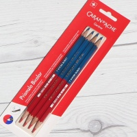 [CARAN DACHE] 까렌다쉬 프리즈마로 바이컬러 트윈 수채색연필(4입) 999.304