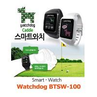 [우주최저가] 왓치독 스마트워치 BTSW-100(화이트/블랙)