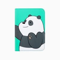 위 베어 베어스 여권케이스 - 판다