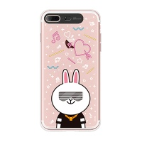 iPhone7 8Plus LINE FRIENDS CONY CLUB Light UP Case