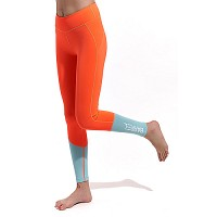 Nine Surf Pants Neon Orange