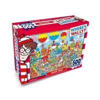 월리를 찾아라 직소퍼즐 500P 알록달록 삐에로마을