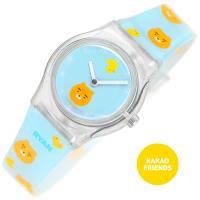 [카카오프렌즈] 라이언 젤리 손목시계