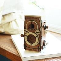 [우드썸] 핀홀카메라S 조립키트