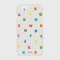[어프어프] 하드/터프/슬라이드 Alphabet-Ivory