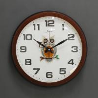 (kjco078)저소음 K477 부엉이시계(40cm)