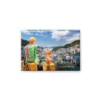 한국 여행마그넷 기념품 감천 어린왕자_인테리어자석
