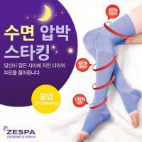 [잠자는동안 만드는 날씬한다리]수면압박스타킹 (밴드형) ZP636 S/L - 택1