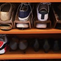 시바타 간단정리 신발정리대