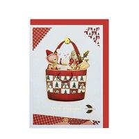 FS108-5 크리스마스카드 카드 성탄카드