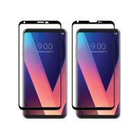 [비스비] LG V30 풀커버 강화유리 액정보호필름