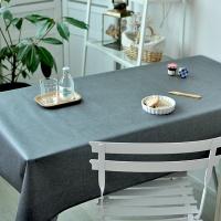 해지 블랙 방수식탁보(2인~10인용)