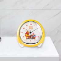 디즈니 POOH912 푸 내장벨알람 탁상시계