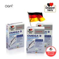 정식수입 도펠헤르츠 오메가3 컨센트레이트 30캡슐1개