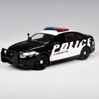 [모터맥스]1:24 2013 포드 SUV 경찰 순찰자(537M76920BK)