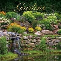2020 캘린더 정원 Gardens
