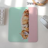 고양이의휴식 마우스패드 사각