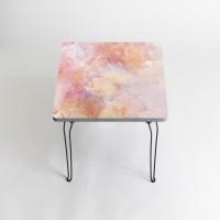 라미나 포터블테이블 | 마블 에디션 art no.004