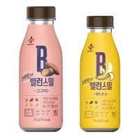 [CJ제일제당] 밸런스밀 고구마x5개+바나나x5개
