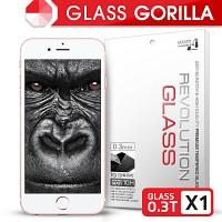 [프로텍트엠] 레볼루션글라스 고릴라 0.3T 강화유리/방탄액정보호필름 아이폰6S/6 iPhone6S/6 4.7인치