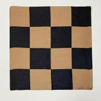 Chess Square Scarf