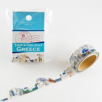 [YANO DESIGN] MASKING TAPE_GREECE