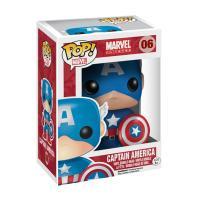 [펀코 피규어 POP Marvel] 캡틴 아메리카 (2224)